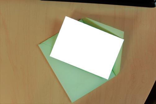 定形外郵便をビニール袋で送る商品例