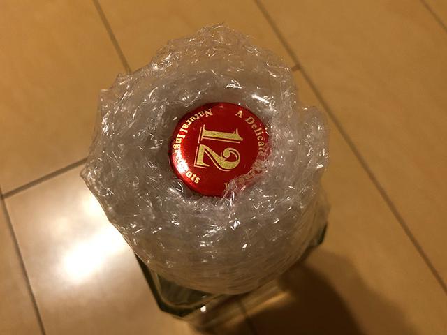 瓶の梱包方法8
