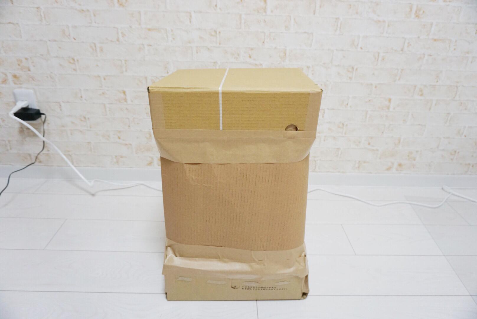 キャリーバッグの梱包方法6