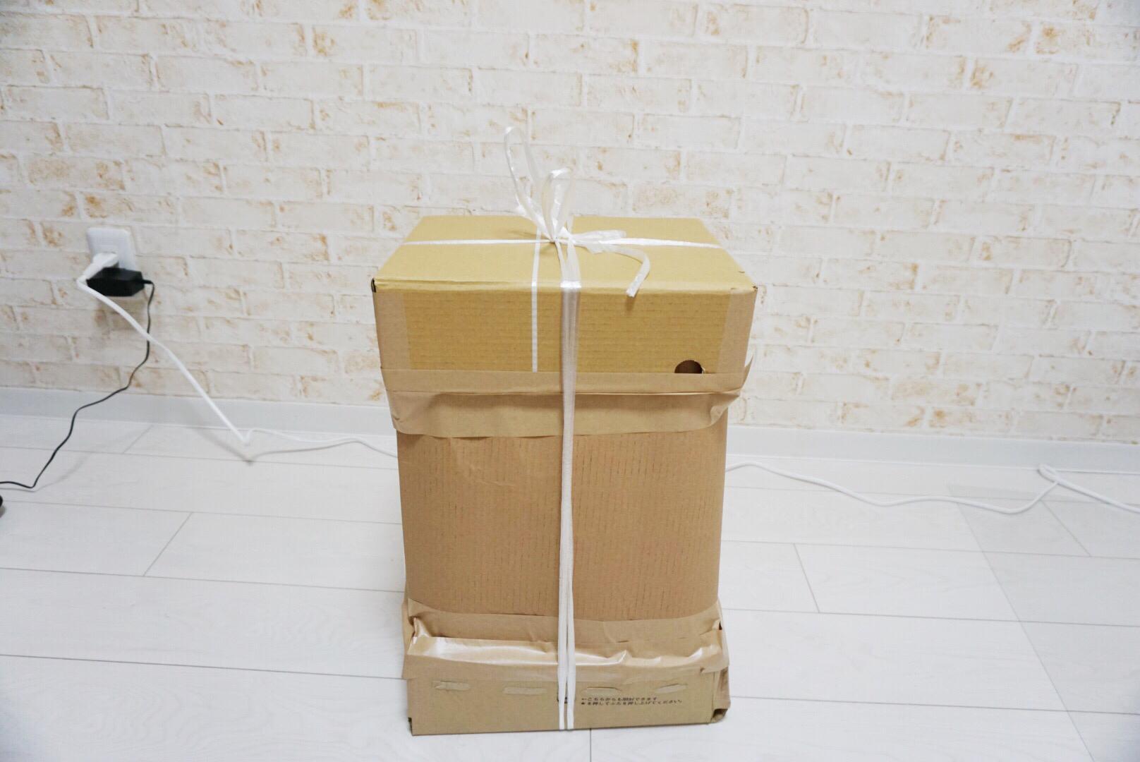 キャリーバッグの梱包方法17
