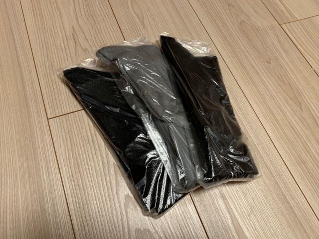 靴下の梱包方法14