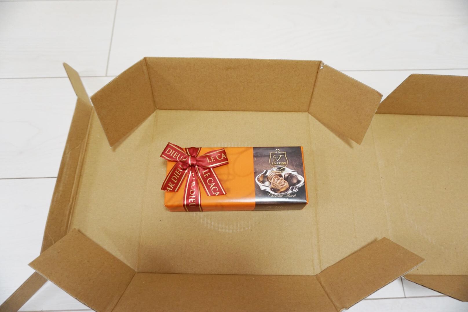 チョコ・梱包方法3