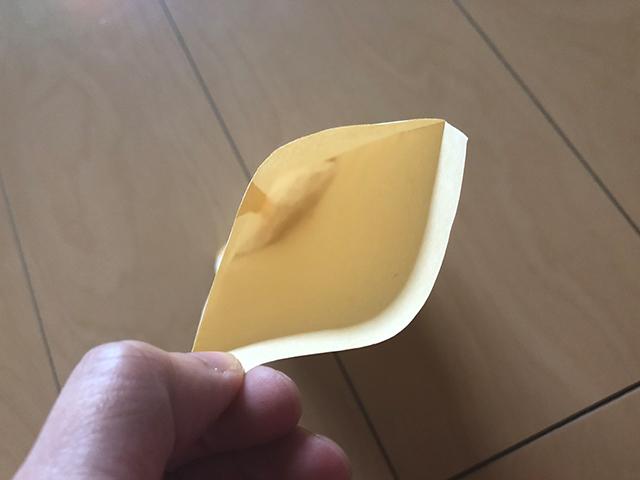 SIMカードの梱包方法3