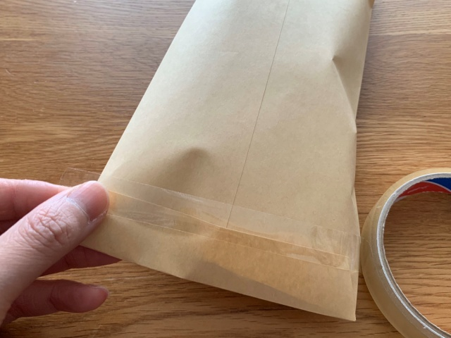 シュシュの梱包方法8