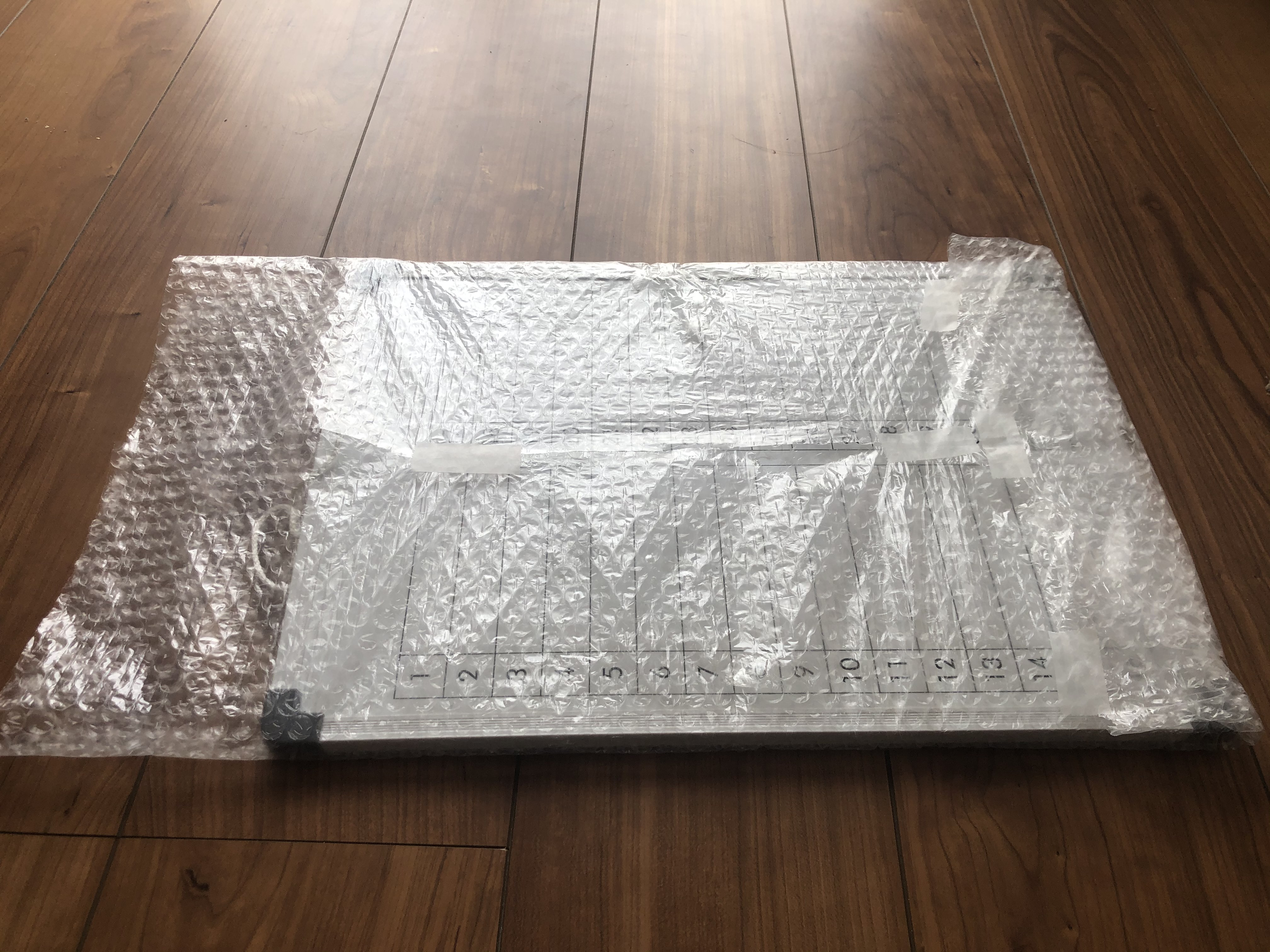 ホワイトボード梱包1