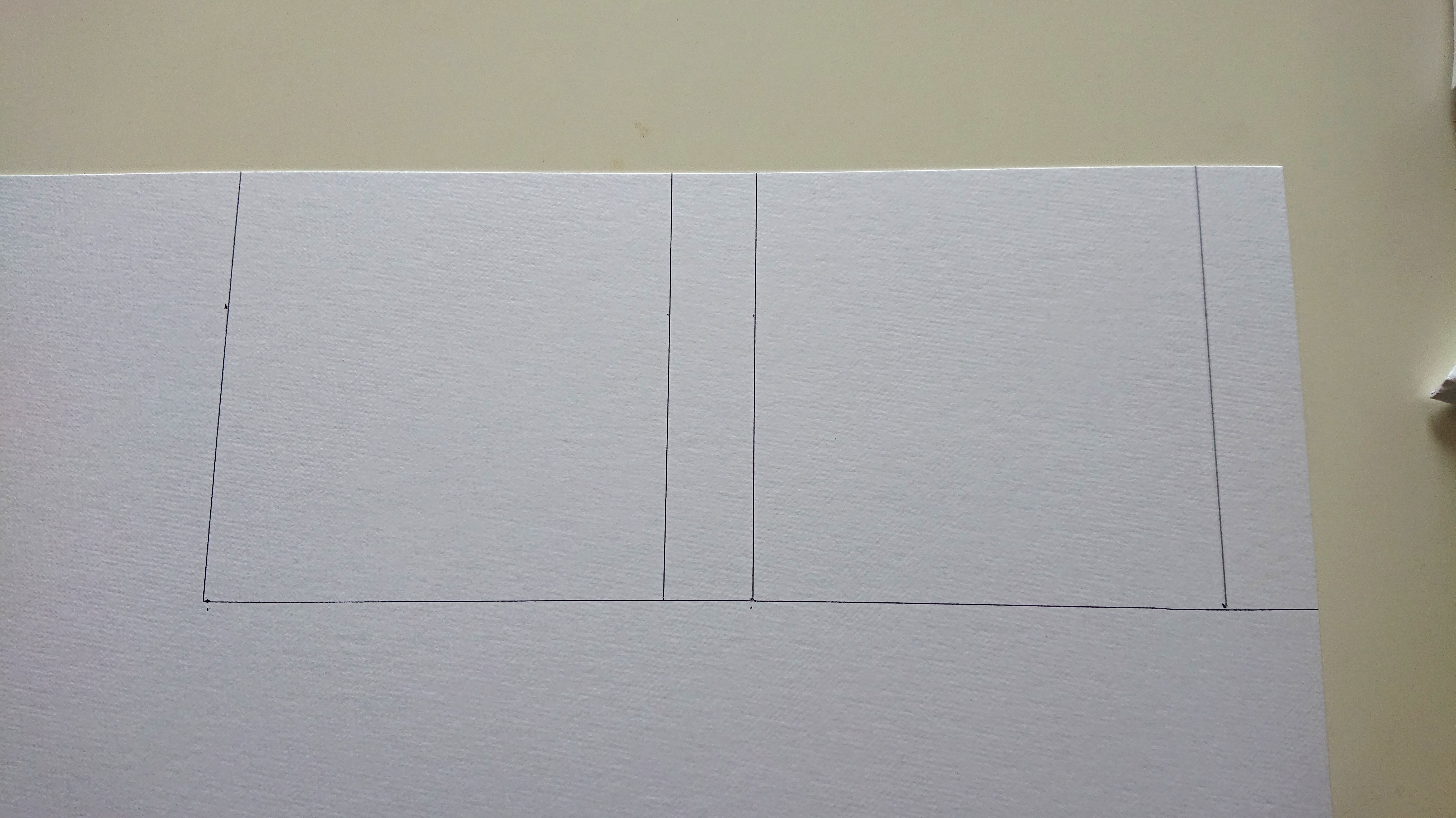 アクセサリー梱包箱を自作する方法