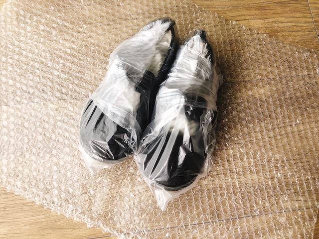 子供靴梱包4