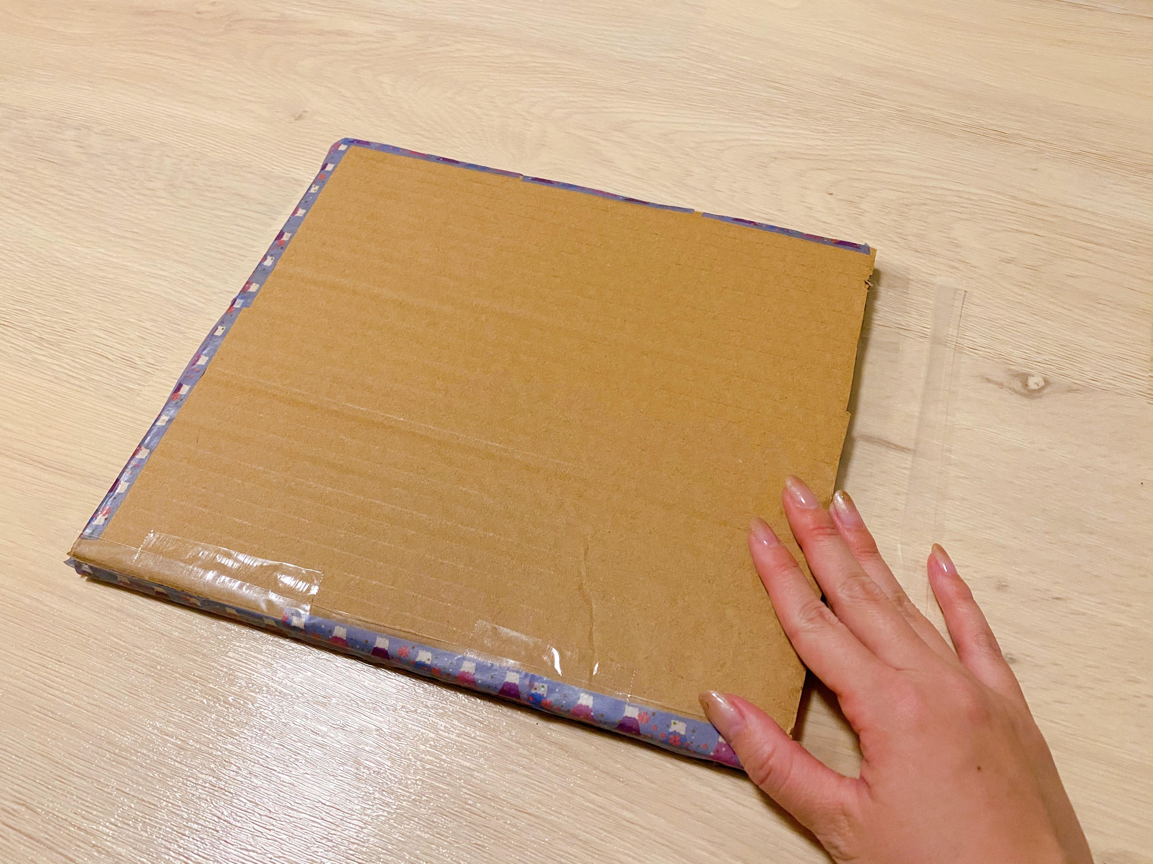 色紙の梱包13