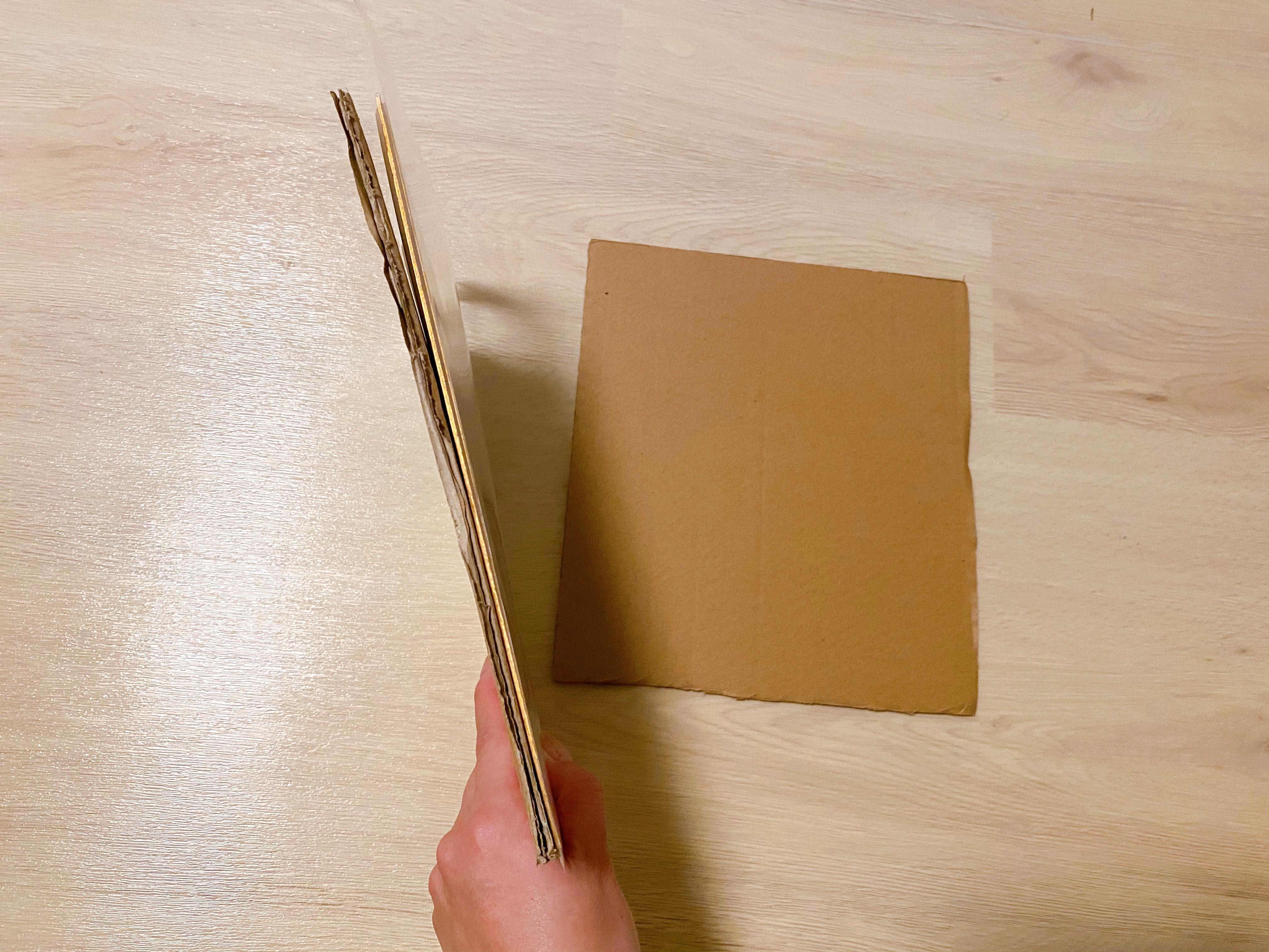 色紙の梱包7