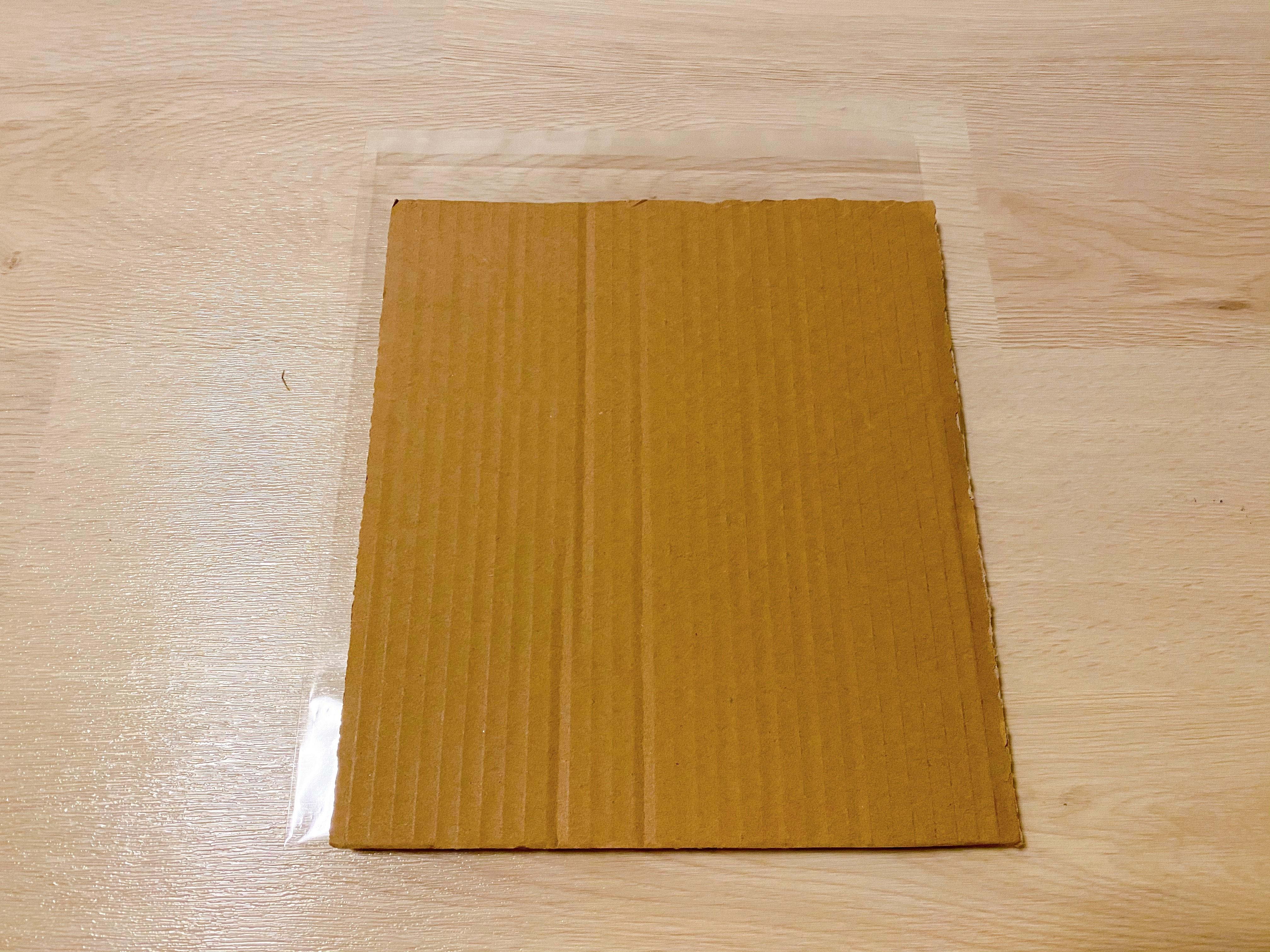 色紙の梱包8