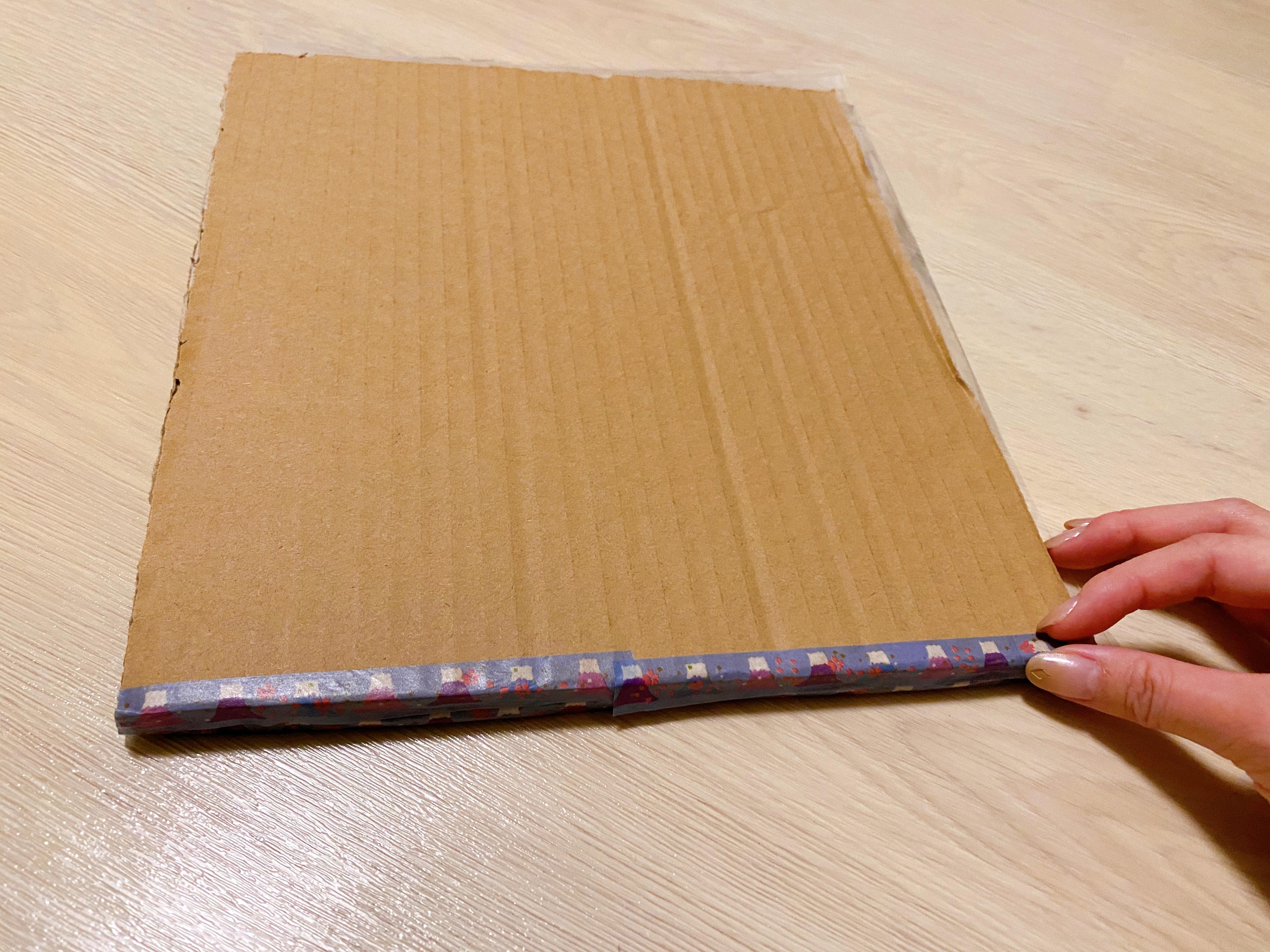 色紙の梱包9