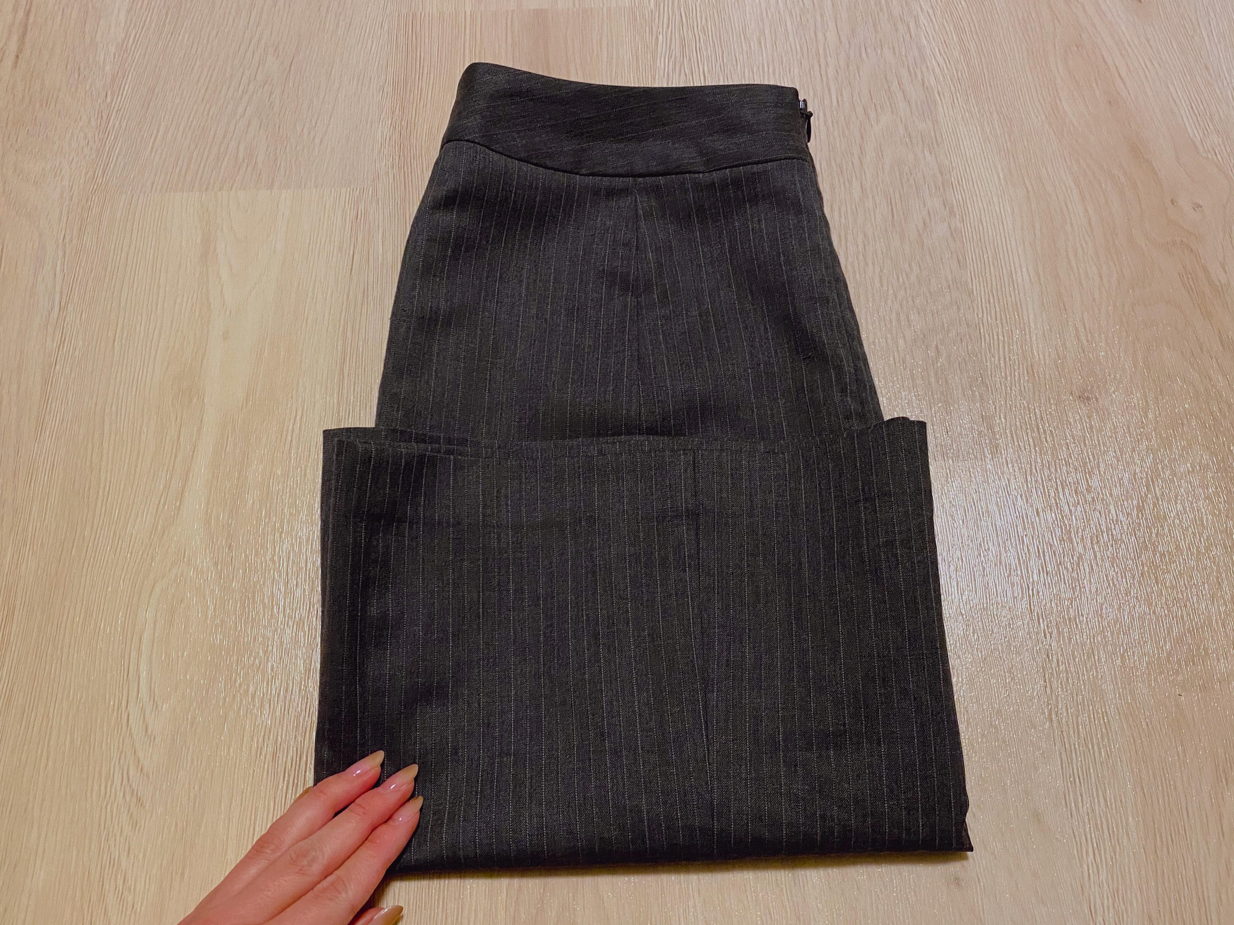 スーツの梱包11