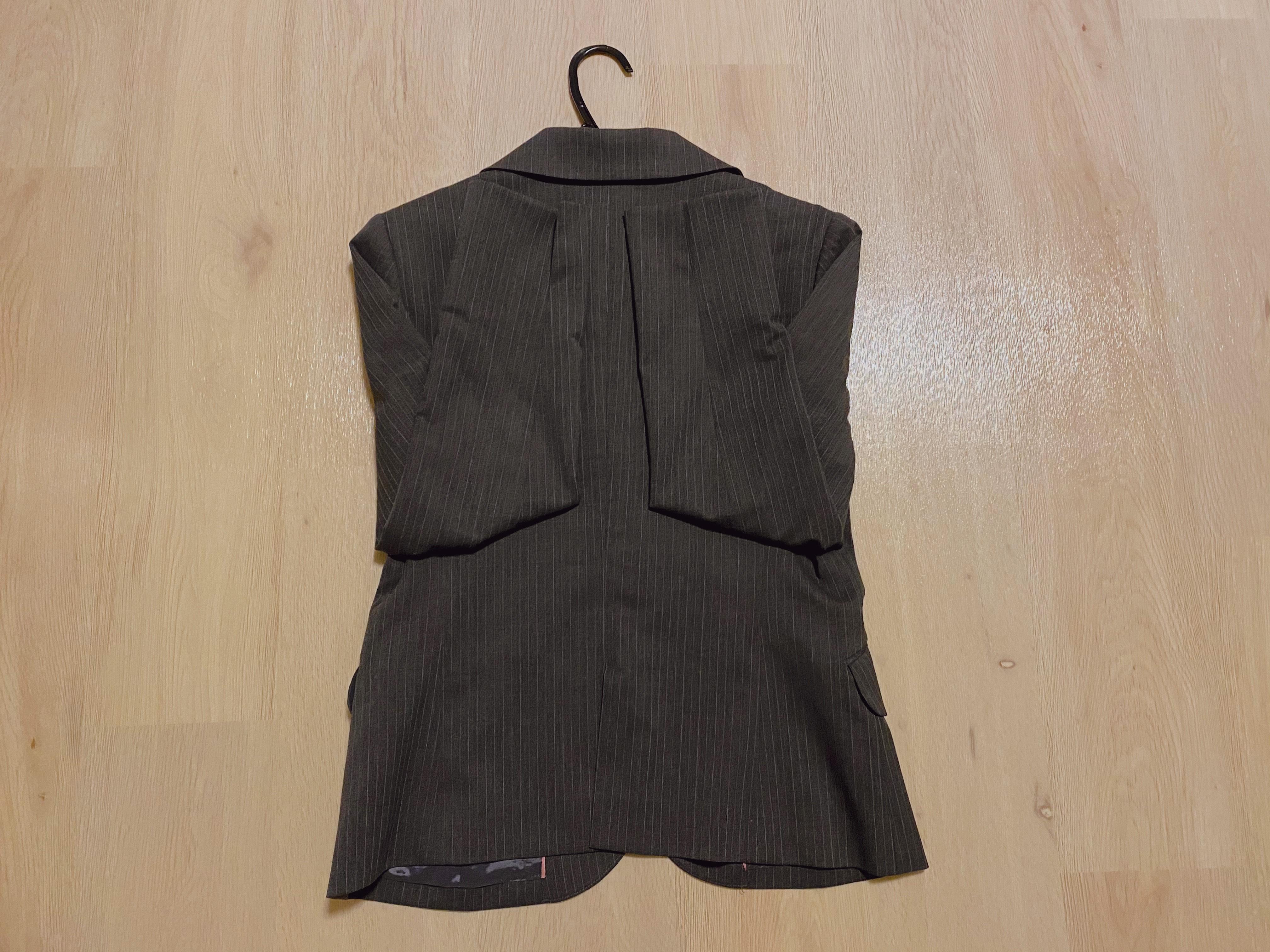 スーツの梱包8
