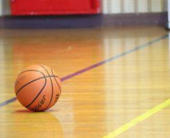 バスケットボール梱包