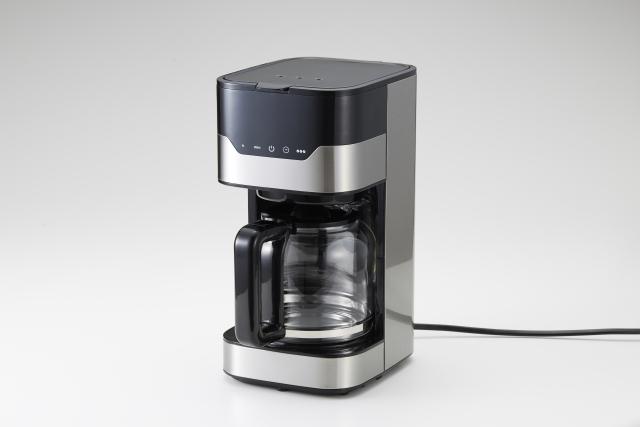 コーヒーメーカーの梱包方法