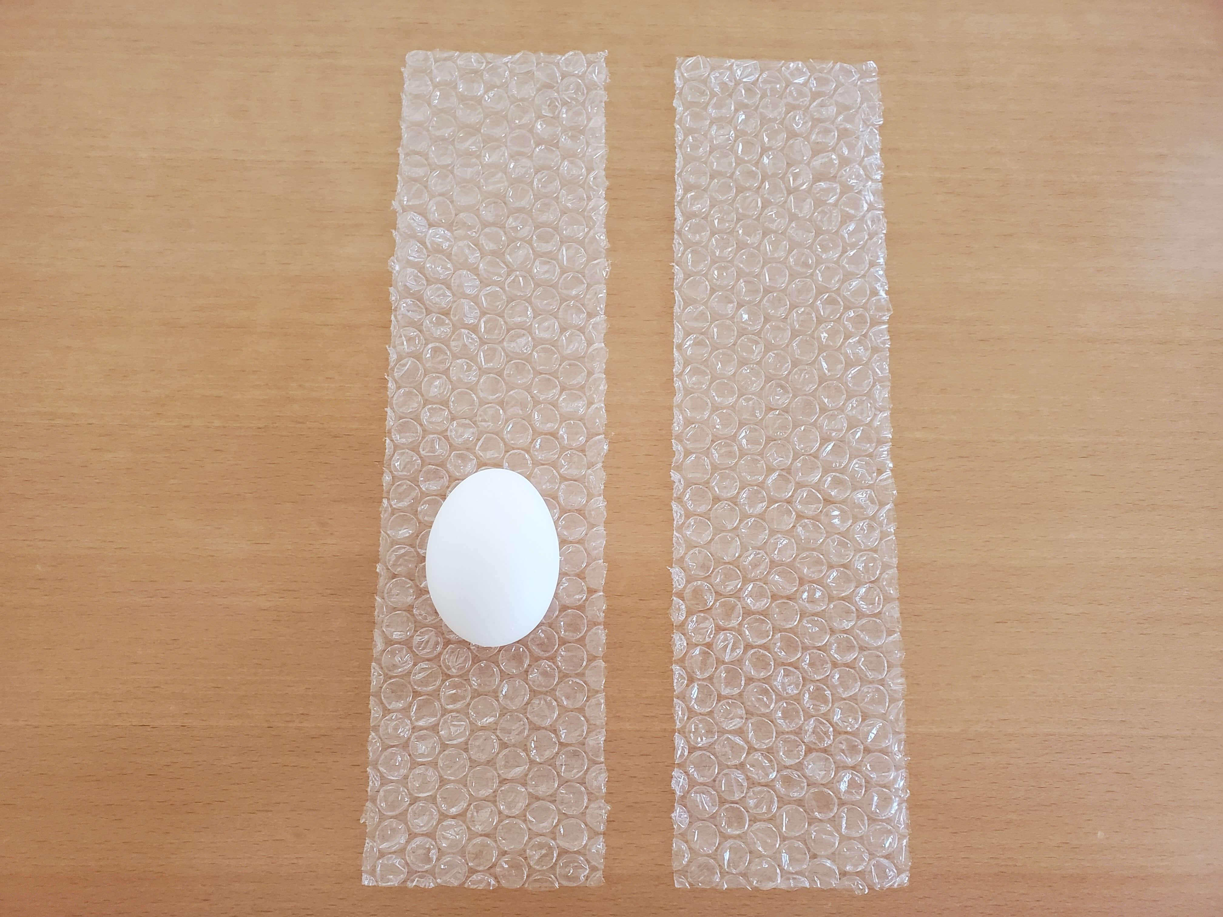卵の梱包方法