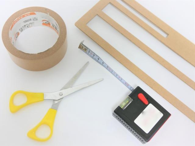ネコポスの箱を自作する方法